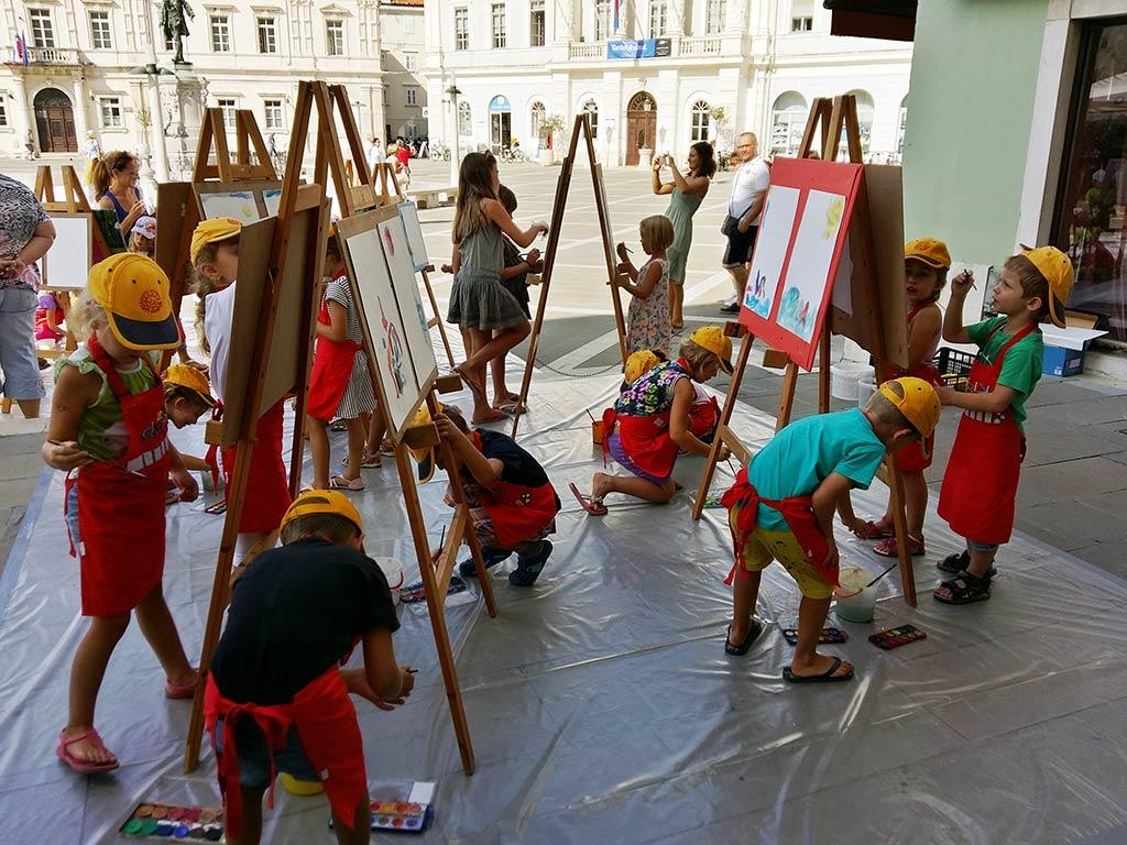 9. Kulturno umetniška vzgoja v vrtcu (KUV)