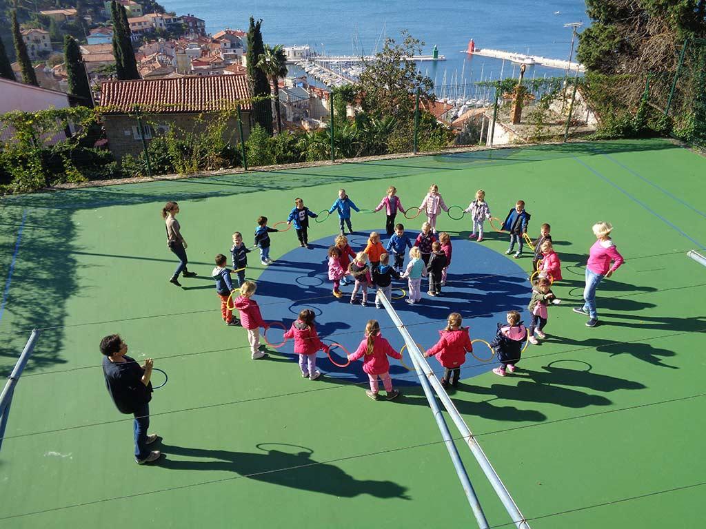 5. Program športne vzgoje Mali sonček